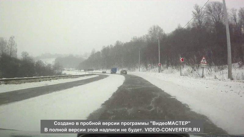 Авария 02.02.2018 Тутаевский район ( неноративная лексика)