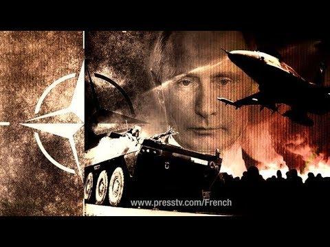 Y a t il un risque de confrontation entre les pays de l'OTAN et la Russie