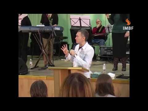 Какие слова приносят смерть, а какие жизнь, Дмитрий Лео 12.112016 imbf.org