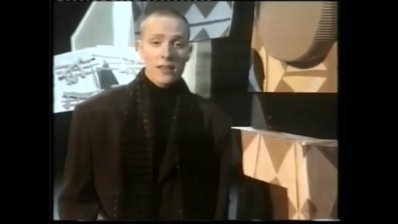 Daníel Augúst Haraldsson - Það sem enginn sér (Eurovision Preview Iceland 1989)