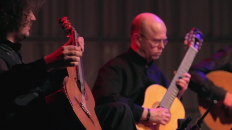 EUROPEAN GUITAR QUARTET - Danza non Danza (Dukic-Steidl-Fellow-Reentko)