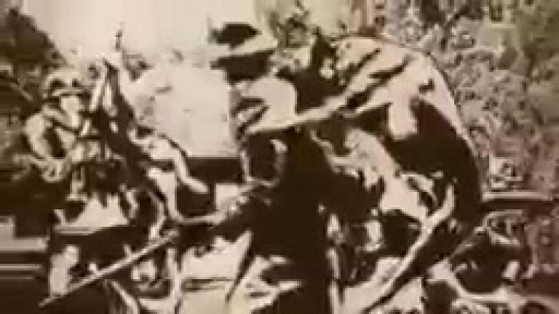 Бессмертная атака людей и собак против фашистов в селе Легедзино