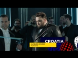 Jacques Houdek - My Friend (Croatia) LIVE at the Grand Final of the 2017 Eurovision Song Contest
