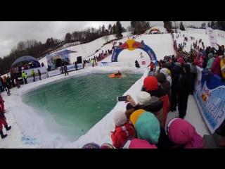 Red Bull Jump and freeze 2018 - Вейкборлисты