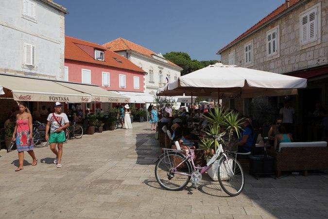 Jelsa Island of Hvar Croatia