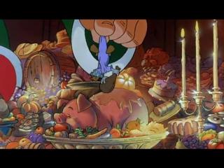 Il canto di Natale di Topolino..... Рождественская песня Микки