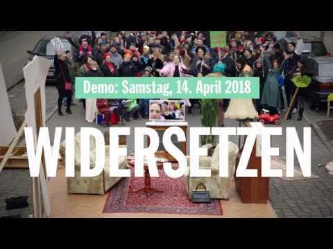 DEMO-Aufruf: Mietwahnsinn widersetzen Berlin am 14 . April 2018
