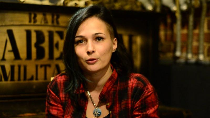 АДА ДАКАР / приглашение на поэтический турнир Зимний Бретёр 2017
