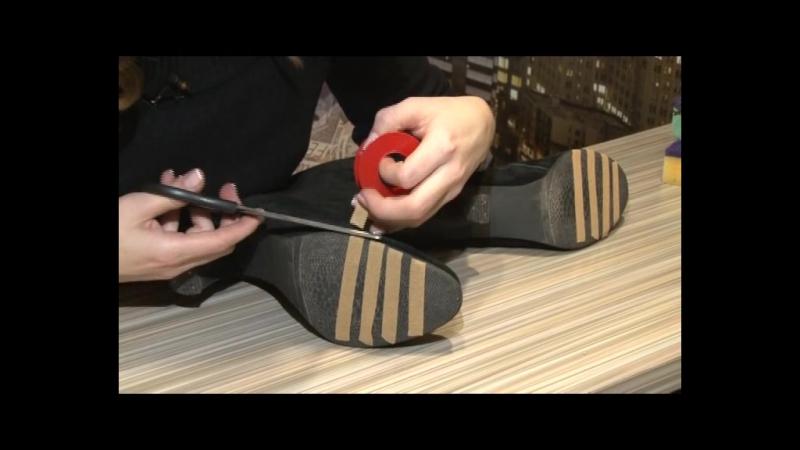 Лайфхаки: Как не упасть на гололёде