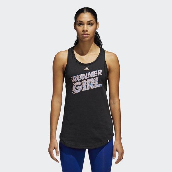 Майка для бега Runner Girl