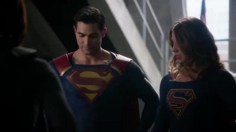 — Погнали. Супергёрл! Где ты пропала? Мы выдвигаемся ловить Кигори. — Мы уже бросили его в карантин.© Алекс/Супермен |02х02|