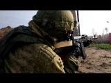 Тактико-специальные занятия спецназа #ЗВО на полигоне под Тамбовом