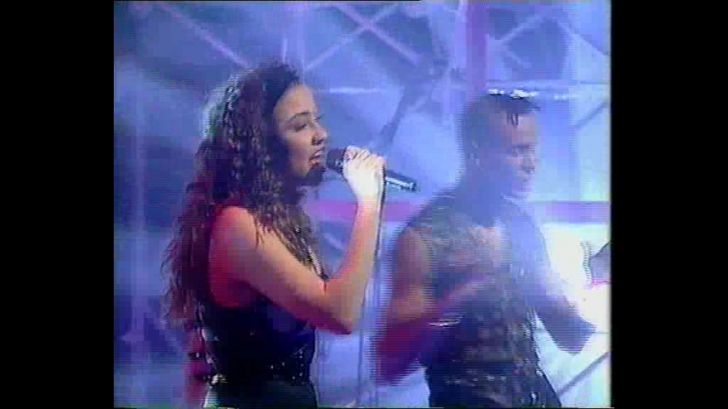 2 Unlimited - Let The Beat Control Your Body (Live At Top Of The Pops)