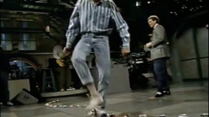 One of the best crip walks of all time
