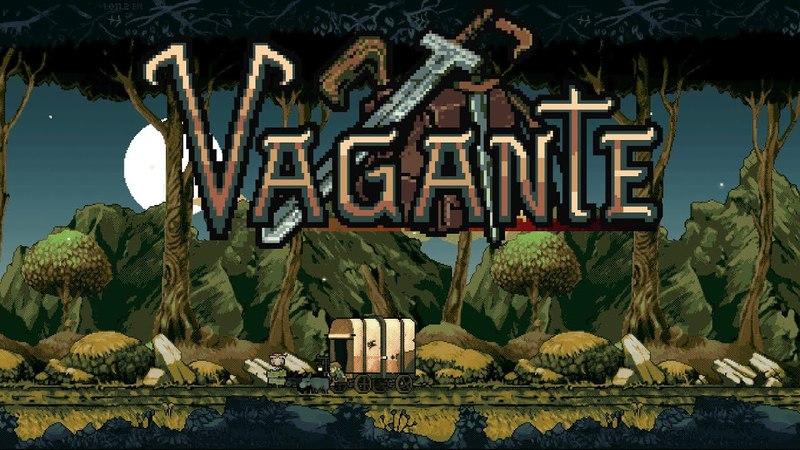 Vagante Уютная соулслайк RPG