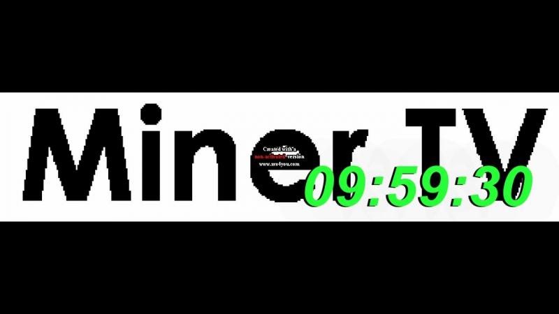 Часы Miner TV 2