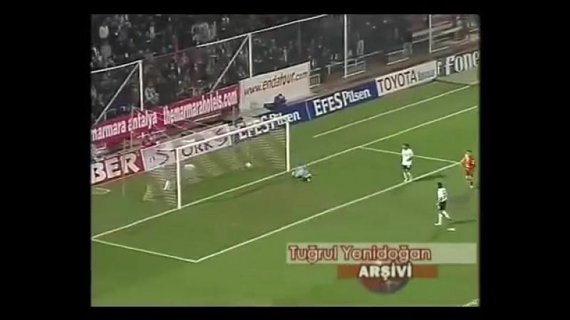 Efer Pilsen Cup 2005. Beşiktaş 1-1 (4-2 pen) Galatasaray