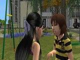 Sims 2 - Avril Lavigne - Wish You Were Here