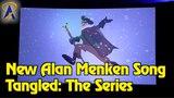 New Alan Menken song performed by Jeremy Jordan for Tangled The Series