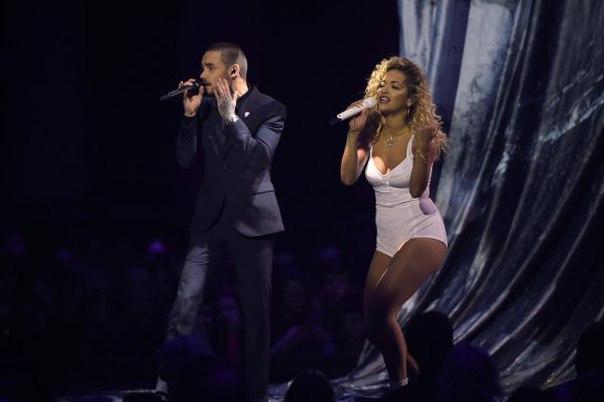 #News Рита Ора и Лиам Пейн вместе выступили на Global Awards