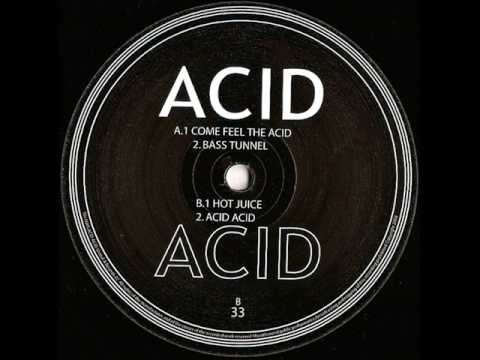 Tin Man - Bass Tunnel (Acid Acid - Global A - 2005)