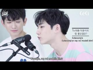 170723 Ahn Hyungseob & Lee Euiwoong - CeCi Voice ASMR Söyleşisi (Türkçe Altyazılı)