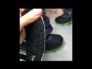 Проверка на водонепроницаемость мембранных ботинок Капика