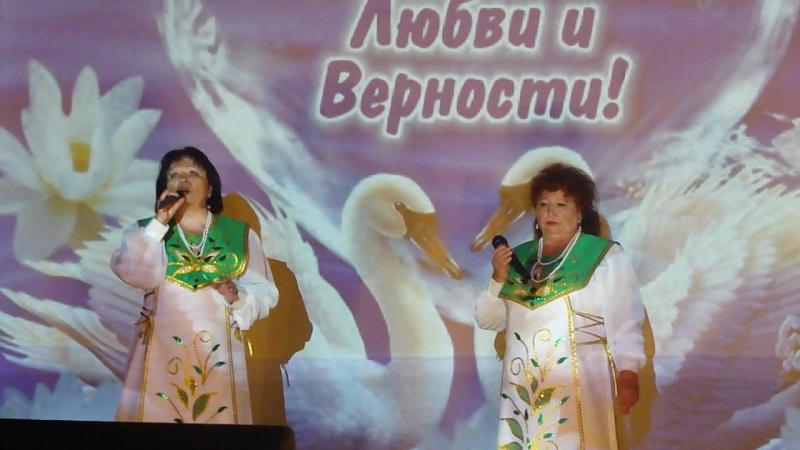 Мария Канаева и Вера Кузнецова