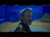 Неудачные дубли Стражи Галактики 2 (Русская Озвучка)