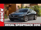 2018 BUICK REGAL SPORTBACK  AUTO WORLD. RU
