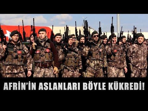 Afrin'den tüyleri diken diken eden görüntüler!