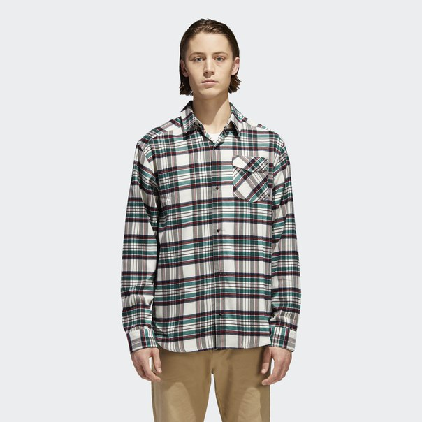 Рубашка Tartan Flannel