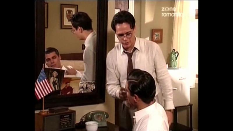 Неукротимая Хильда (Hilda Furacao) - Роберто наставляет друга(отрывок)