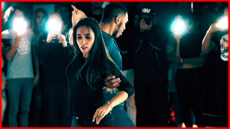 Trey Songz - Can't Be Friends | Zouk Dance | William Teixeira Paloma Alves | Boston 2017