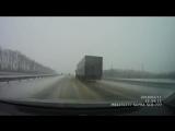 Не стоит превышать скорость на заснеженной дороге