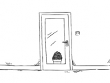 Кот Саймона. Как кошки открывают дверь