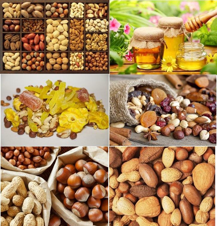Орехи, сухофрукты, цукаты от World&Group ZET-WINzzis