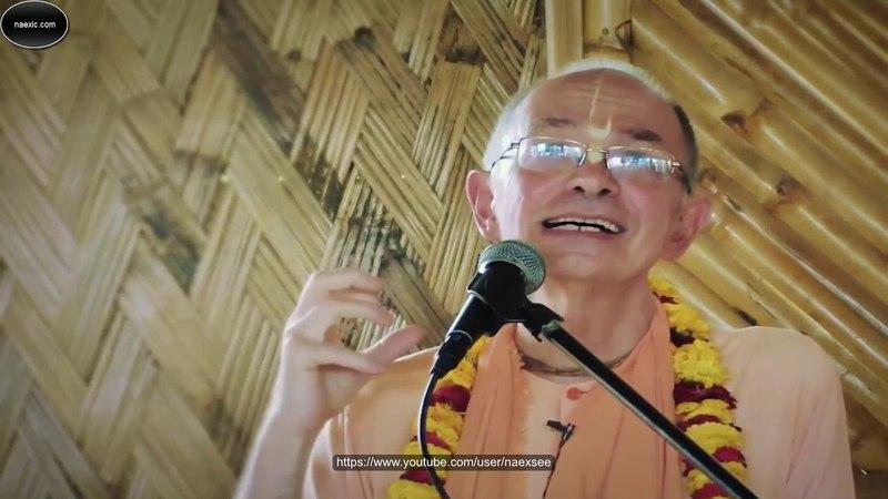 Бхакти Вигьяна Госвами Махарадж (Вадим Тунеев) - Церемония вручения саньясы