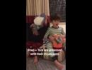 Том и Шеп раскрывают свои зверушки-кофты из истории Джареда на Инстаграме