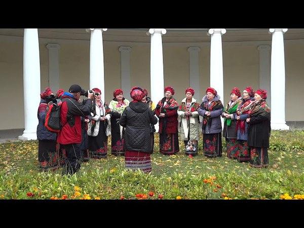 Біля калини плакала мати Хор Вербиченька. День захисника України