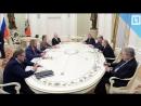 Все будет по любви! - Путин встретился с экс-кандидатами
