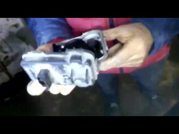 Ремонт актуатора турбины Land Rover freelander 2
