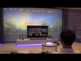 Samsungs Smart Home Demonstration
