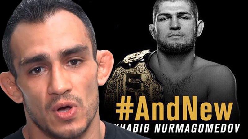 СТРАХ ТОНИ ФЕРГЮСОНА ! ХАБИБ НУРМАГОМЕДОВ ЛУЧШИЕ МОМЕНТЫ БОЁВ В UFC 2018 !