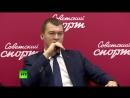 «Зимняя Олимпиада в Корее для России»: пресс-конференция в преддверии старта Игр в Пхёнчхане