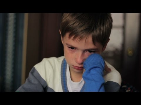 Boy crying | Stock Footage - Videohive
