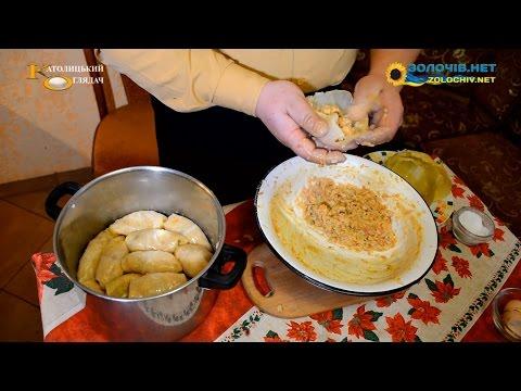Суботня кухня готуємо голубці з квашеної капусти