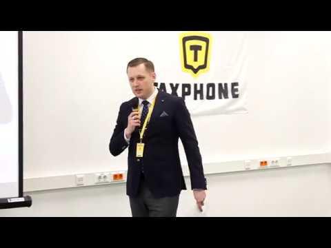Александр Миненко Правовая сторона франшизы TAXPHONE Москва 26 27 марта 2018г