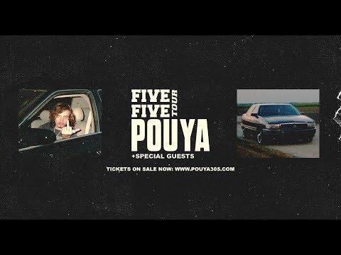 Pouya - FIVE FIVE Tour - On Sale Now