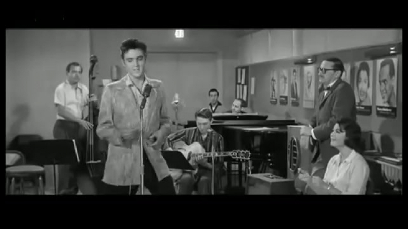 Elvis Presley - Treat me nice 1957